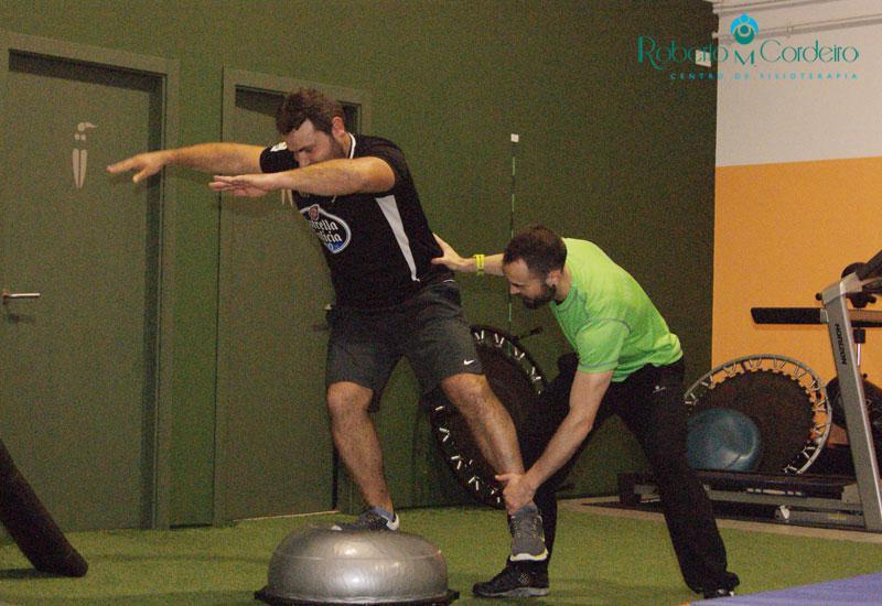 Evaluación, control y puesta a punto del deportista