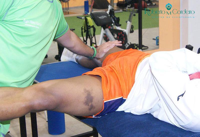 Rehabilitación del deportista